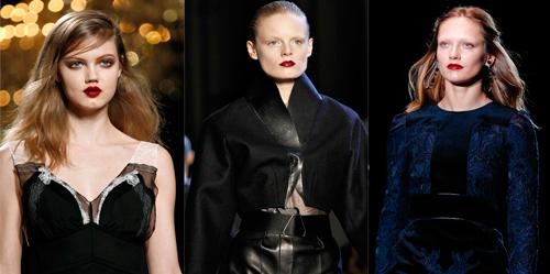 Tendencias de Ninna Ricci, Yves Saint Laurent y Gucci