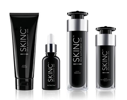 skin inc men series