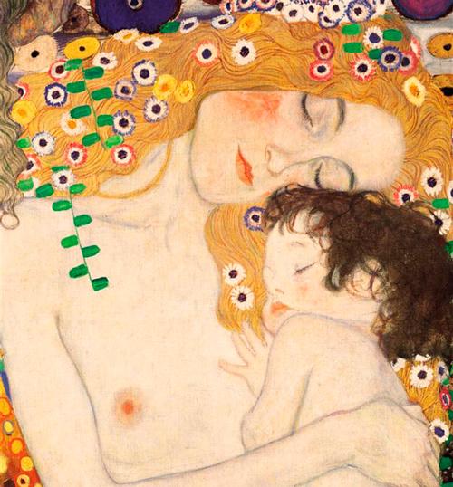 Cuadro de Gustav Klimt