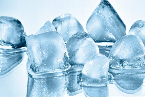 Foto de hielos