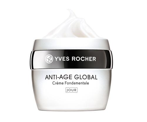 Imagen de la crema Anti-Age Global de Yves Rocher