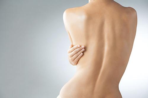 Imagen mujer de espaldas