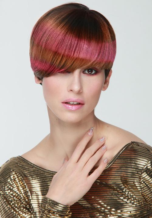 Cortes de pelo y peinados EMO para mujeres - Blogmujeres