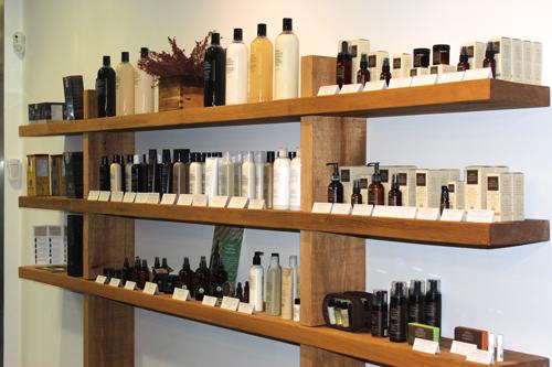 Imagen de los productos de John Masters Organics en Green Hair & Beauty