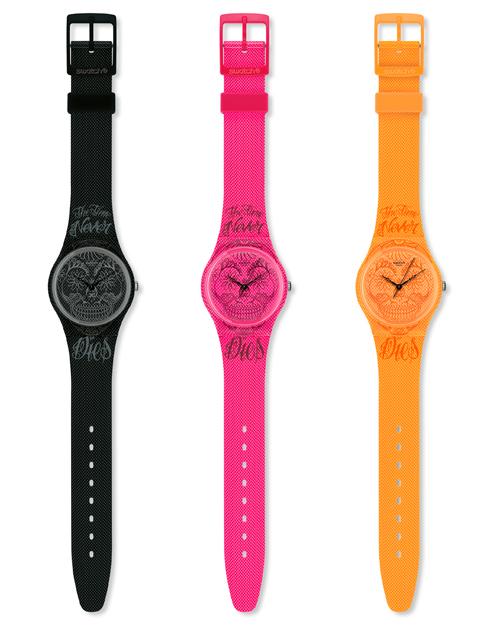 relojes swatch halloween 2012