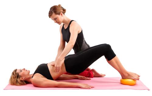 Abdominales hipopresivos en el O2 Centro Wellness