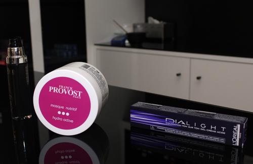 Productos del tratamiento Diamond de Franck Provost