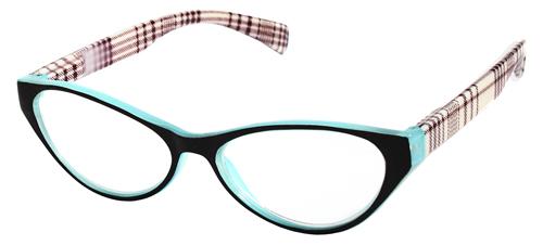 Gafas de pasta negra