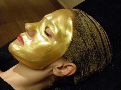 Máscara-de-oro