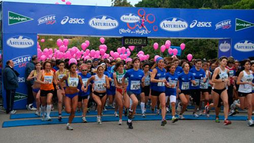 carrera de la mujer 2010