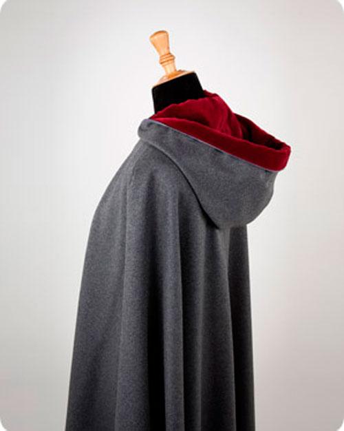 capa gris grana