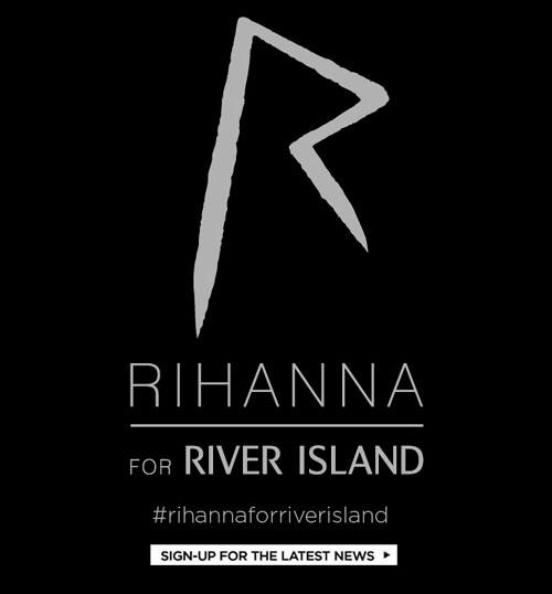 rihanna para river island