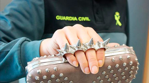 guardia civil bolsos asesinos