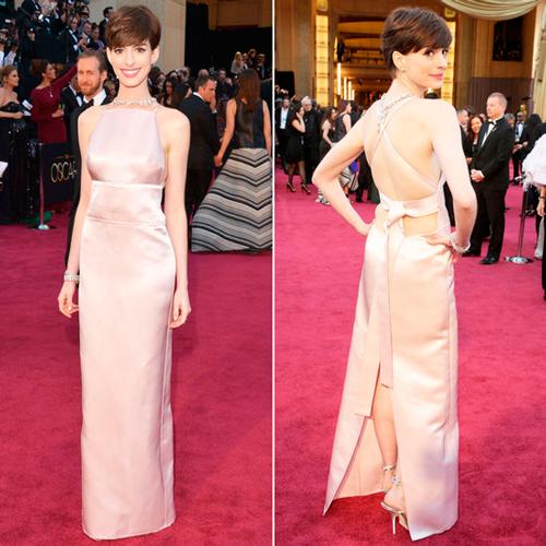 La Alfombra Roja De Los Oscars 2013 Y El Poco Glamour De