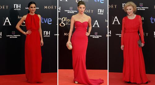 goya-2013-alfombra-roja-vestidos-rojos-macarena-juana-acosta-marisa-paredes