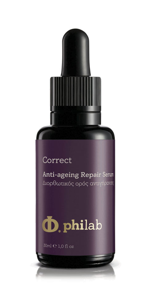 correct anti ageing repair serum