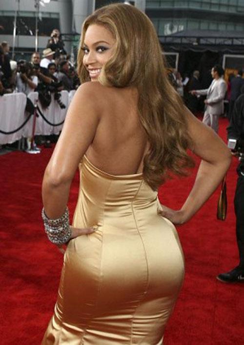 Beyonce-butt baja