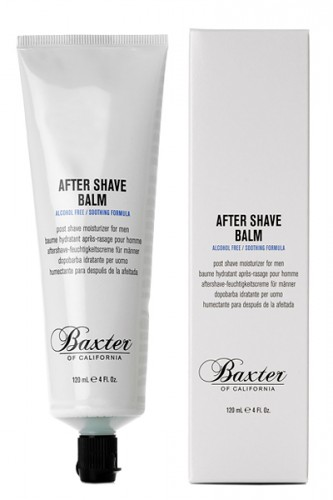 baxter after shave balm