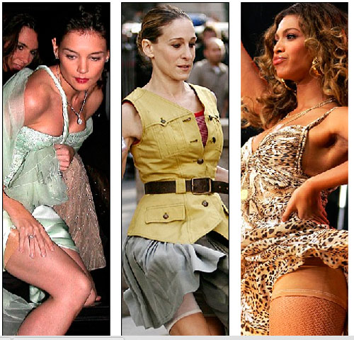 celebrities fajas spanx