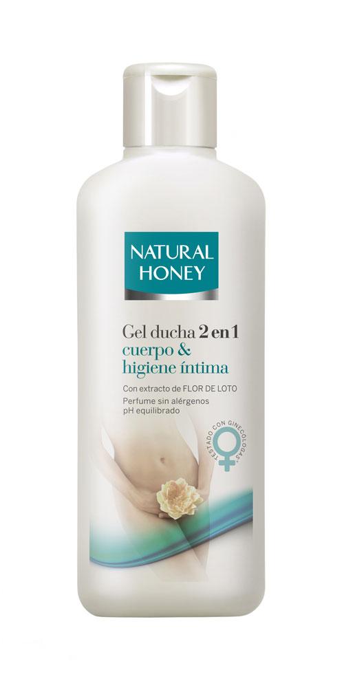natural honey gel 2 en 1