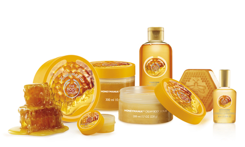miel-cosmetica-honeymania-the-body-shop