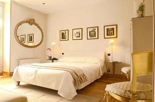 """Suite """"Coco Chanel"""" del Grand Hotel Uriage"""