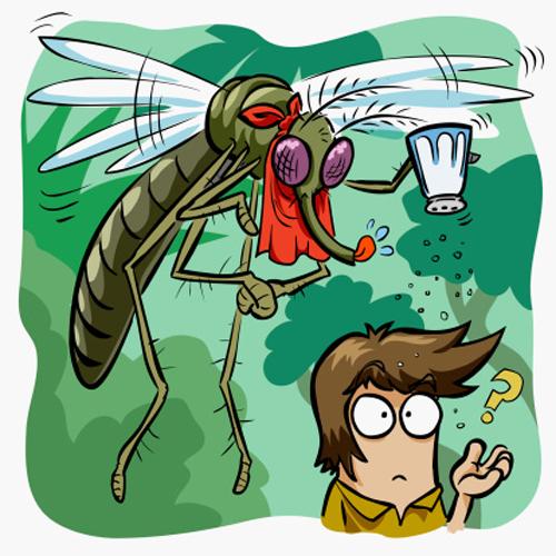 Receta natural y casera de repelente de mosquitos for Repelente avispas piscinas