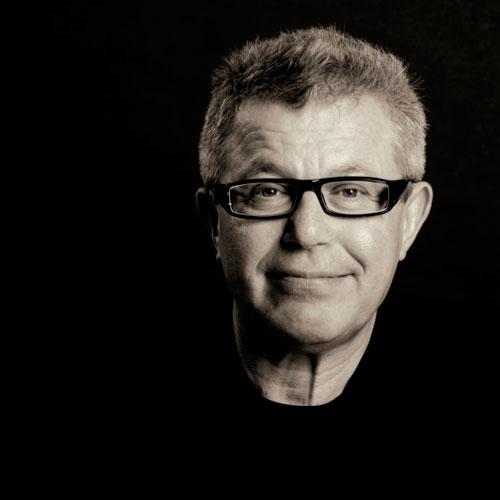 Daniel Libeskind. Foto de Llan Besor