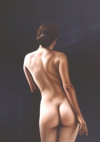 la espalda