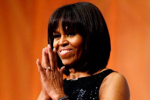Michelle Obama también