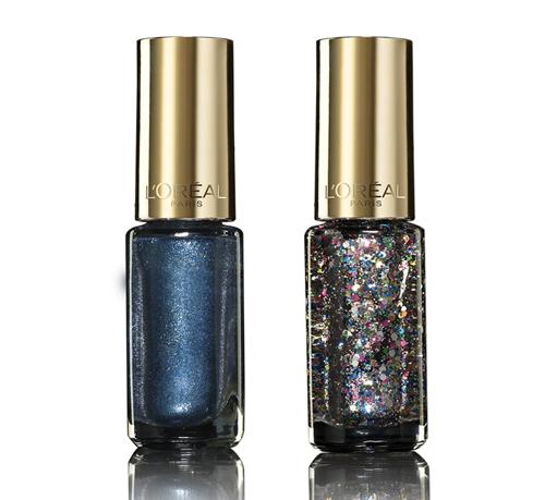 maquillaje-fiesta-manicura-glitter