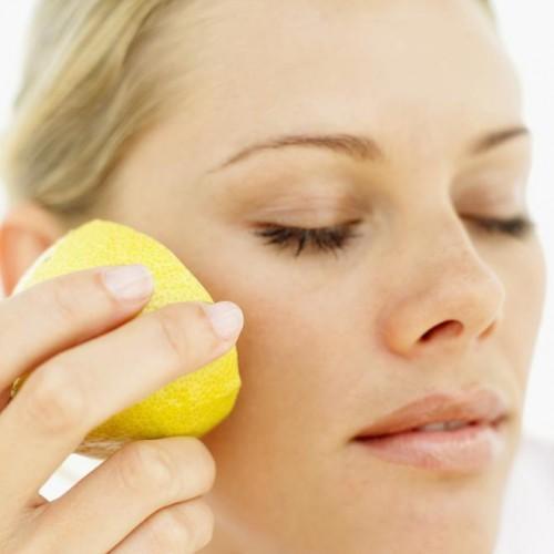 recetas de belleza con limon