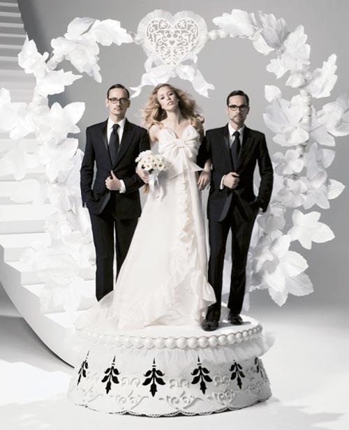 El diseño de Viktor & Rolf para H&M