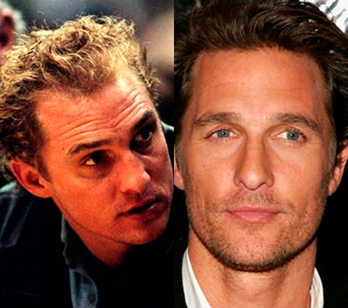 Matthew McConaughey, alias 'True Detective'