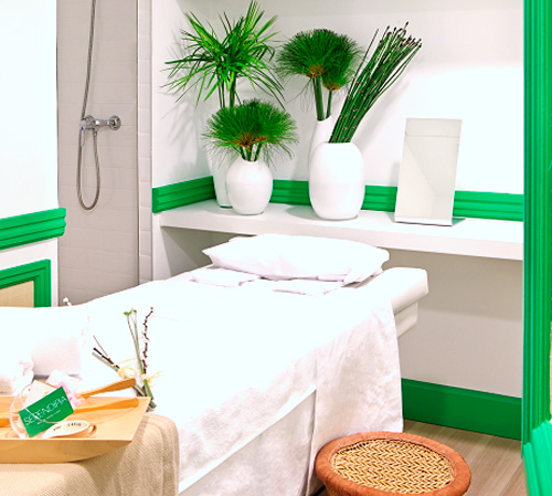 Probado tratamiento corporal detox org nico en serendipia for Cabinas de estetica decoracion