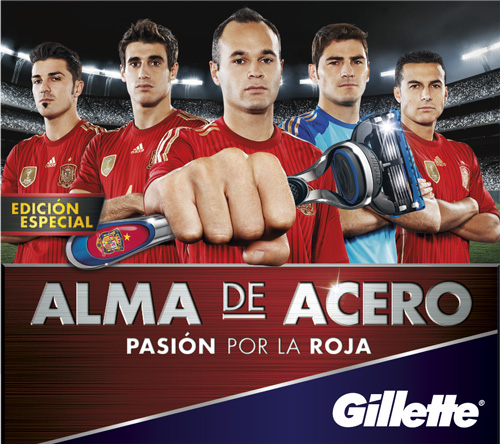 mundial-futbol-brasil-gillette-la-roja-proglide