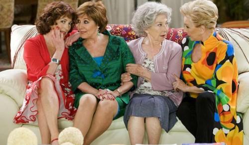 mujeres en menopausia