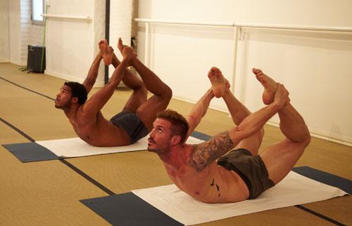yoga barquillo