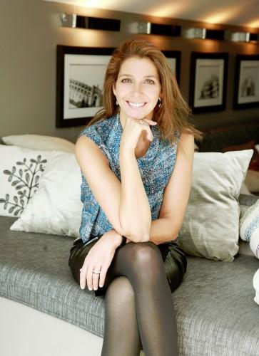 Patricia Fisas, vicepresidenta de marketing de Natura Bissé.