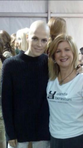 bimba bose yolanda aberasturi alopecia quimioterapia