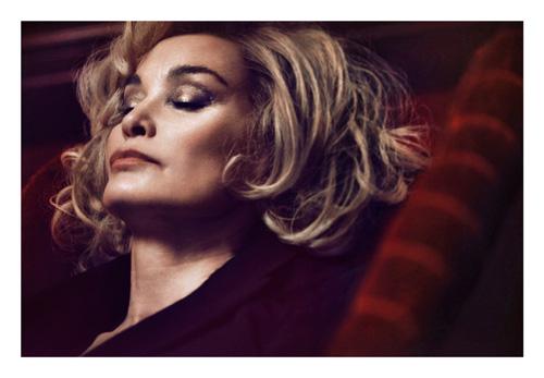 Jessica Lange para Marc Jacobs Beauty