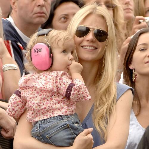 Gwyneth Platrow Ma vie hugo Boss