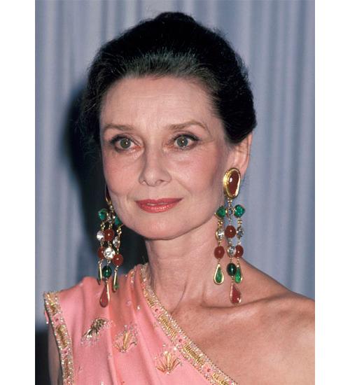 Audrey Hepburn y el arte de saber envejecer