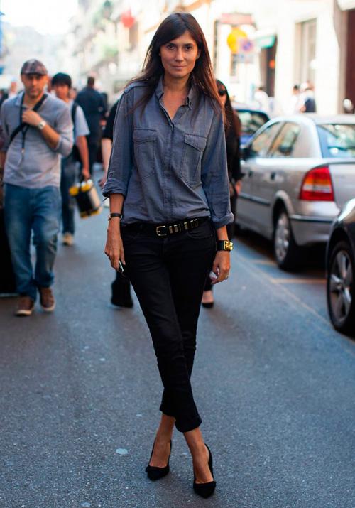 Emmanuelle Alt, Directora de Vogue París