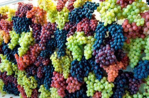 plan detox con uvas