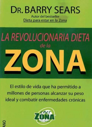 dieta de la zona dr. barry sears
