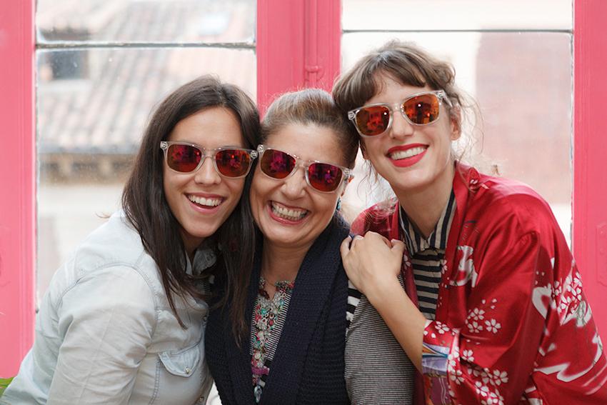 El equipo de BellezaPura refleja todo el apoyo a favor de la lucha contra el cáncer de mama.
