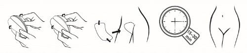 Instrucciones aplicacion mascailla íntima