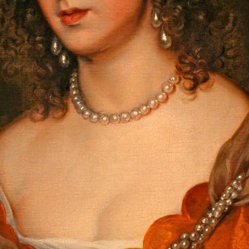 Mujer-con-perlas.-Van-Dyck-Yale