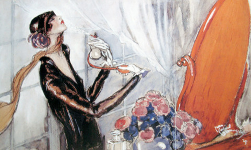 "Jean Daniel Domergue ""La Garçonne"""
